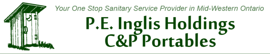 C & P Portable Toilets/P.E Inglis Holdings Inc.