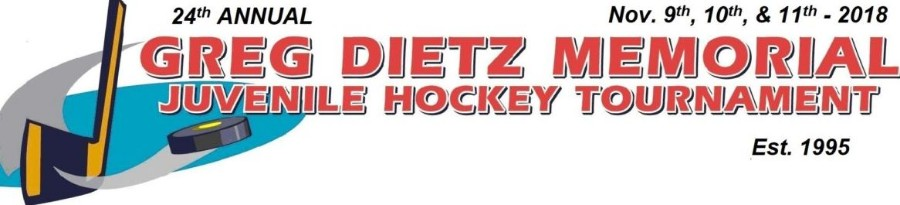 Greg Dietz Memorial Juvenile Tournament